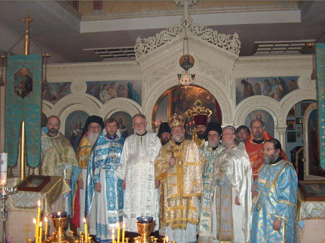 hver prest i den danske kirke